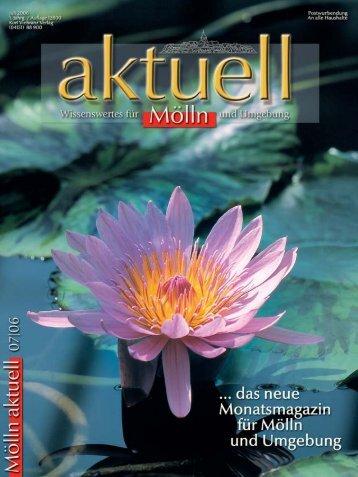 Moelln aktuell - Kurt Viebranz Verlag