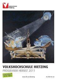 VOLKSHOCHSCHULE HIETZING