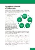 Udbudsrunders betydning for arbejdsmiljø - BAR transport og engros - Page 5