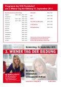 Herbst 2011 - Verband Wiener Volksbildung - Seite 2