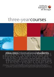 Visual Brochure 2004-05.pdf - IM education