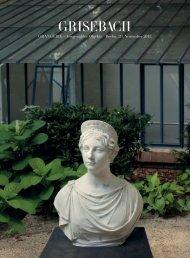 202 - ORANGERIE. Ausgewählte Objekte - Villa Grisebach