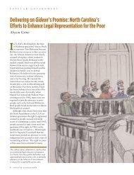 Delivering on Gideon's Promise-Efforts to Enhance - National Legal ...