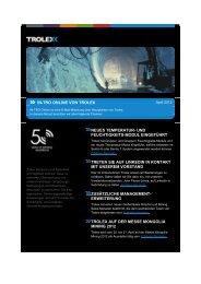IN-TRO Online Ausgabe April 2012 - Trolex