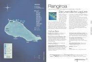 Rangiroa - Tahiti Tourisme