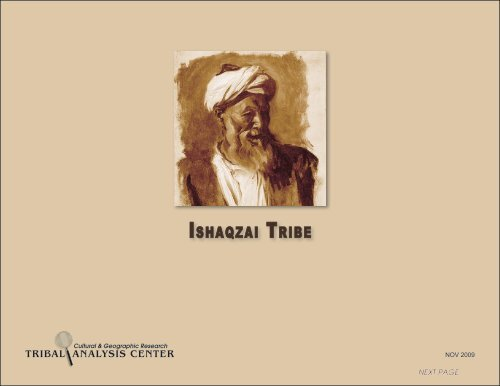 Ishaqzai Tribe: Origins of Their Grievances - Tribal Analysis Center