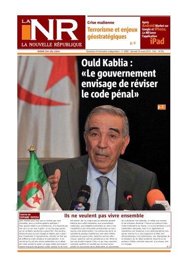 Page 01-4588csearezki - La Nouvelle République