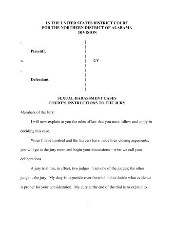 Federal Civil Jury Instructions Of The Seventh Circuit Northern