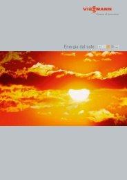 Energia dal sole - Viessmann