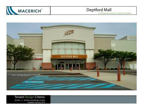 Deptford Mall - Macerich
