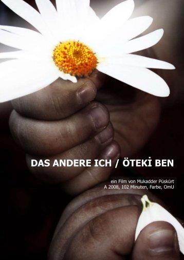 DAS ANDERE ICH / ÖTEKI BEN ˙ - Twoday