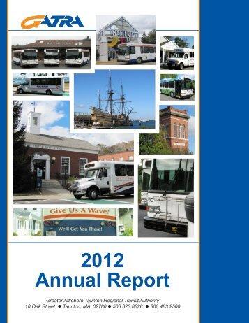 2012 Annual Report - Gatra.org