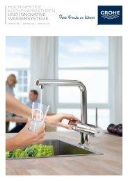 hochwertige Küchenarmaturen und innovative ... - kd-services.de