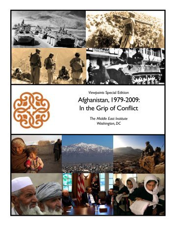 Afghanistan, 1979-2009: In the Grip of Conflict