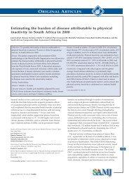 Results - SA HealthInfo
