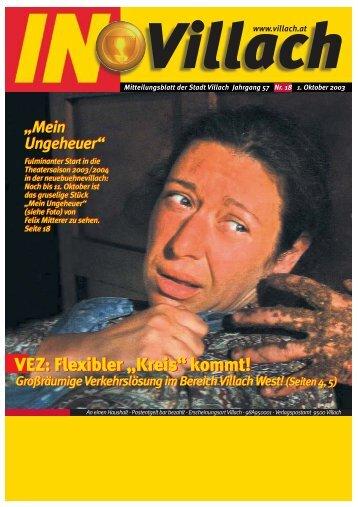 """VEZ: Flexibler """"Kreis"""" kommt! - Villach"""