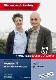 Evde bakım - Hamburger Volkshochschule