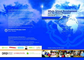 Whole-School Development and the Global Dimension