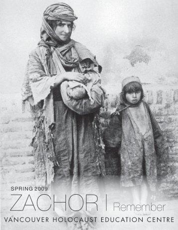 Book Review - Vancouver Holocaust Education Centre