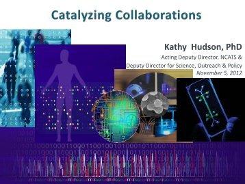 Kathy Hudson, PhD