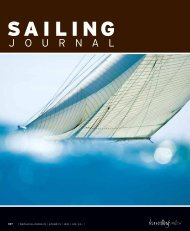 | WWW.SAILING–JOURNAL.DE | AUSGABE 03 / 2008 | JUNI / JULI |