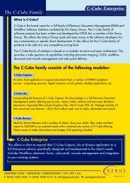 C-Cube Enterprise