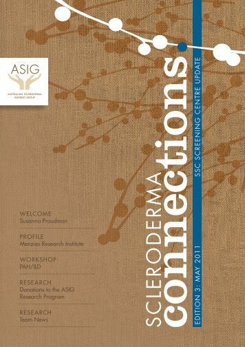 S CLE ro DE r MA - Australian Rheumatology Association