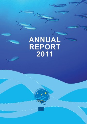 Annual Report 2011 - European Fisheries Control Agency - Europa
