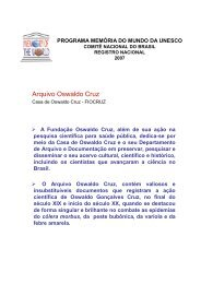 ANEXO II - Arquivo Nacional