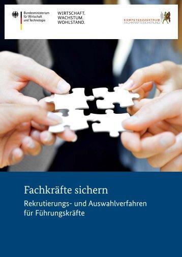 Rekrutierungs- und Auswahlverfahren für Führungskräfte