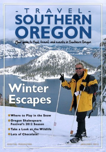 Travel Southern Oregon - Southern Oregon Visitors Association