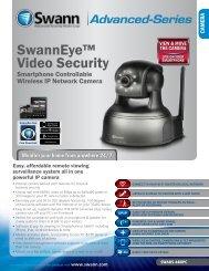 4 / 8 Channel D1 Realtime H 264 DVR - Swann Communications