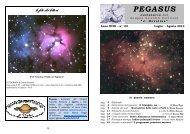 Notiziario Del - Gruppo Astrofili Forlivesi