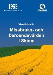 SIKTA Vägledning.pdf - Kommunförbundet Skåne