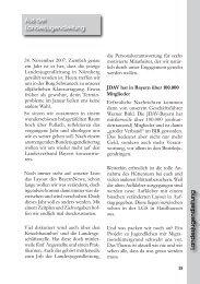 Viele Grüße - JDAV Bayern