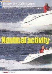 Quicksilver Activ 675 Open & Sundeck-Nautica... - Brunswick Marine