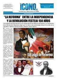 """""""LA REFORMA"""" ENTRE LA INDEPENDENCIA Y LA REVOLUCIÓN ..."""