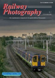 Download Low Resolution file 3.5mb - The Railway Centre.Com