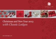 Grinkle Park - Xmas 2013 (web).indd - Classic Lodges