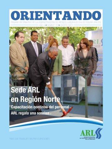 Sede ARL en Región NorteP.3 - Administradora de Riesgos ...