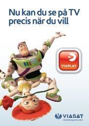 Kom igång med Viaplay - Viasat