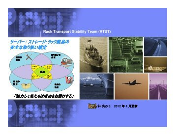 Rack Transport Stability Team (RTST) - International Safe Transit ...