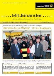 das Lehrlingskonto der RRB Mödling - Raiffeisen Regionalbank ...