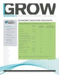 winnipeg's quarterly economic highlights - Economic Development ...