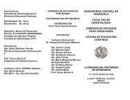 descargue aqui el tríptico informativo - Acta Odontológica Venezolana