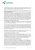 Gruppe Vaudoise Versicherungen: hervorragendes Ergebnis 2011 ... - Page 2