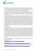 Gruppe Vaudoise Versicherungen: hervorragendes Ergebnis 2011 ... - Page 3