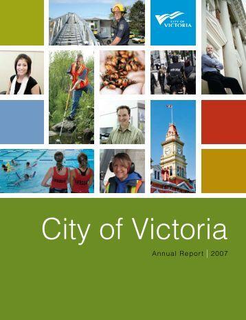Annual Report   2007 - Victoria