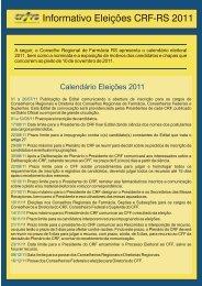 informativo site.cdr - sindifars