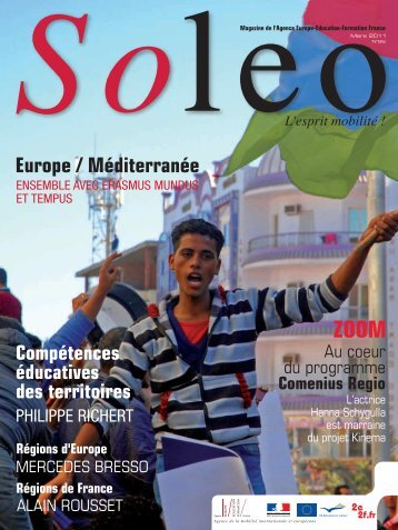 Soleo 26 - Agence Europe-Education-Formation France